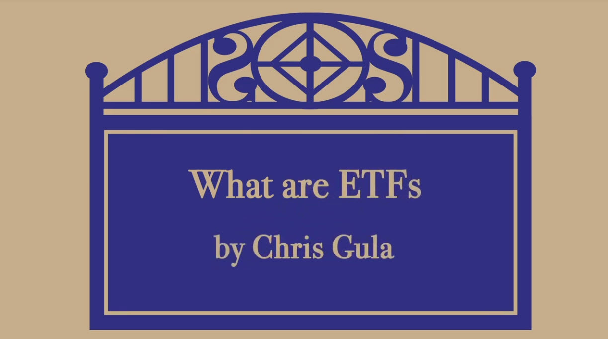 What are ETFs lesson