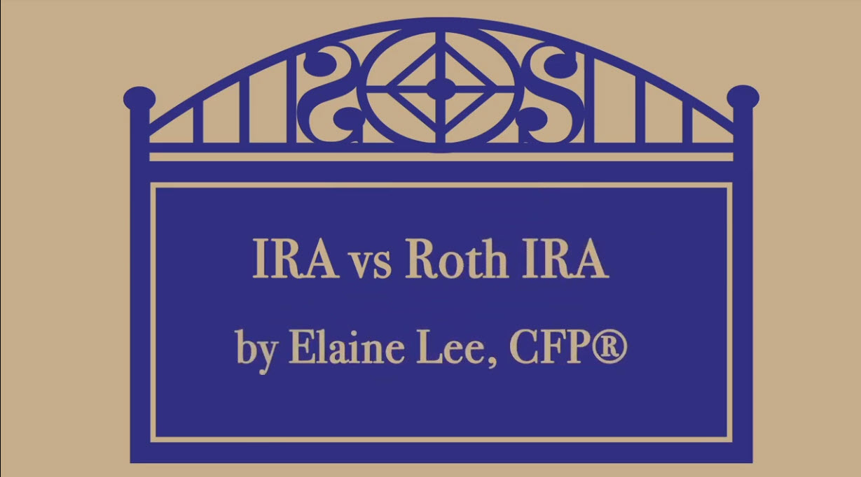 IRA or Roth IRA lesson